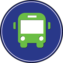 Event Transportation Icon